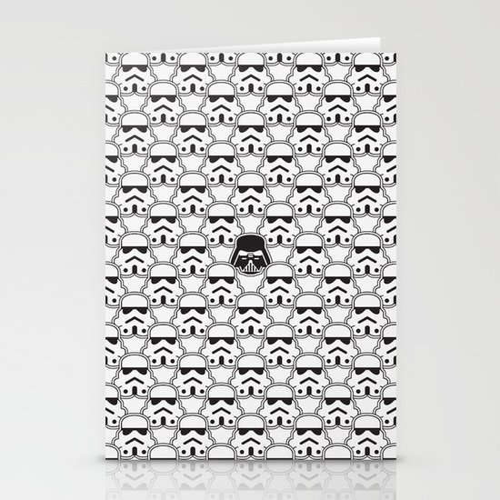 The Dark One Stationery Card