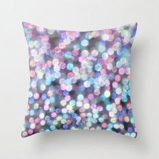 TIFFANY SNOW Throw Pillow