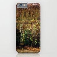 iPhone & iPod Case featuring Nature finds the way inside... by Art Pass