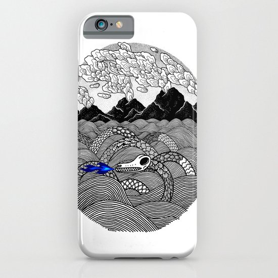 Leviathan iPhone & iPod Case