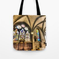 Southwark  Cathedral Lon… Tote Bag