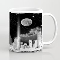 The city at night.. Mug