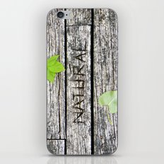Natural iPhone & iPod Skin