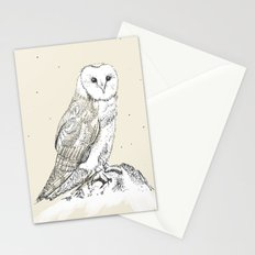Mr Barnsby Owlsworth the 16th Stationery Cards
