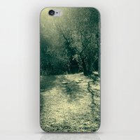 Frozen Day N.1 iPhone & iPod Skin