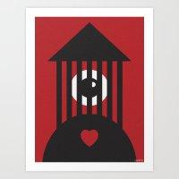 SHARIA LOVE Art Print