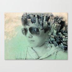 New York Dreaming Canvas Print