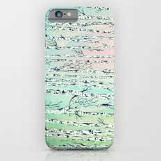 don't be a birch Slim Case iPhone 6s