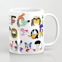 Child Of The 70s Alphabe… Mug