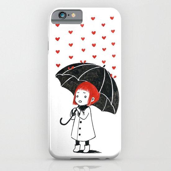 Love rain iPhone & iPod Case