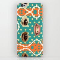 I Don't Know Art, But I … iPhone & iPod Skin