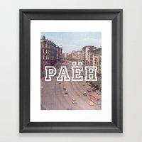 PAEH2 Framed Art Print