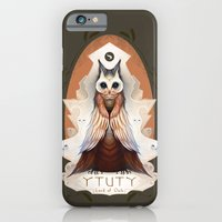 iPhone & iPod Case featuring Ytuty Lord of Owls by Mark Facey