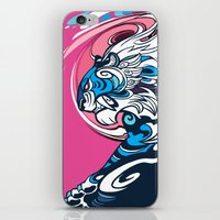 Whirlwind Tiger iPhone & iPod Skin