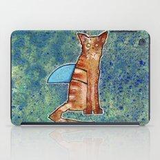 I is a Shark iPad Case