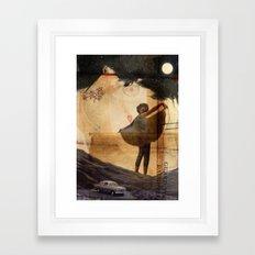 LOLITA : STARDUST// Framed Art Print