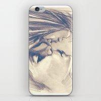 Sisters Love iPhone & iPod Skin