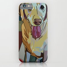 Latte Dog  iPhone 6 Slim Case