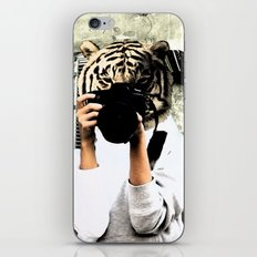 Tigerlily iPhone & iPod Skin