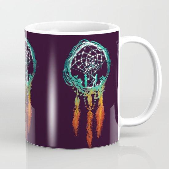Dream Catcher (the rustic magic) Mug