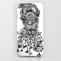 iPhone & iPod Case featuring Daisy Diver by Hopler Art