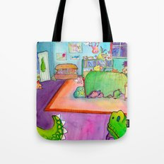 Bumps in the Night Tote Bag