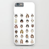 iPhone & iPod Case featuring Cutie Pies of Dunder Mifflin by Tyler Feder