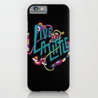 Live a Little iPhone 6 Slim Case