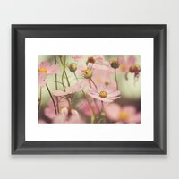 Endless summer Framed Art Print