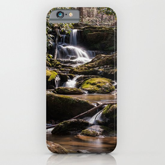 Mill Creek Falls iPhone & iPod Case