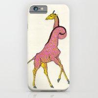 Fashion Animals, Spring 2014 Collection: Girafe Rose Torsadé iPhone 6 Slim Case