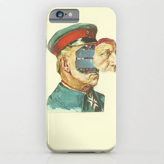 la Pantera Fuerte iPhone & iPod Case