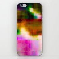Glitch 003 iPhone & iPod Skin