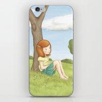 Being Katharine Hepburn iPhone & iPod Skin