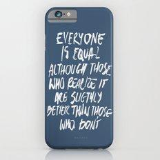 Equal iPhone 6 Slim Case