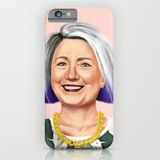 Hipstory - Hillary Clinton Slim Case iPhone 6s