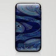 Geometric Water iPhone & iPod Skin