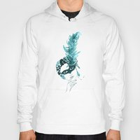 Feather Lady Hoody
