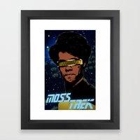 Moss Trek Framed Art Print