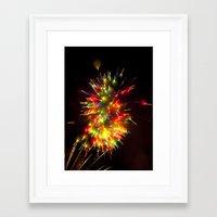 Efflorescence 10 Framed Art Print