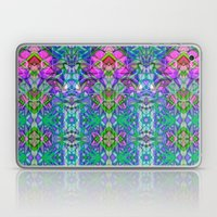 Fractal Art Stained Glass G372 Laptop & iPad Skin