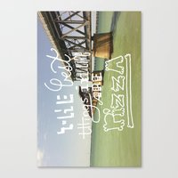 Best Things In Life... Canvas Print