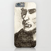 iPhone & iPod Case featuring Mr Shady by D. Porter by eclectiquexx