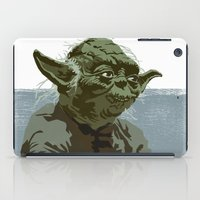 There Is No Try. iPad Case