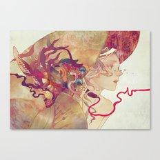 echo Canvas Print