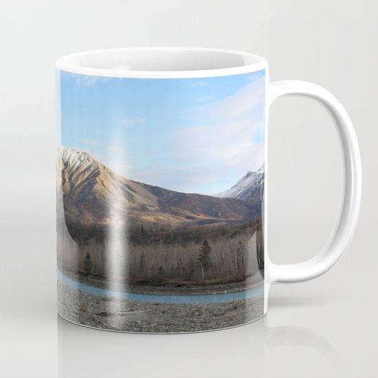 Blue Creek, Alaska Mug