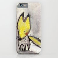 iPhone & iPod Case featuring fox by Paola Zakimi