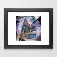 Wild Jewel Framed Art Print