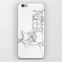 Martin iPhone & iPod Skin