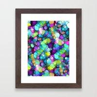 Dream Colors Framed Art Print
